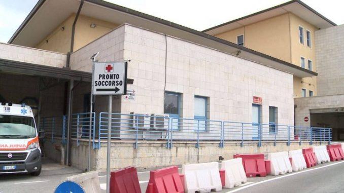 Nuovo coronavirus, 65enne di Avellino muore al Pronto Soccorso del Moscati