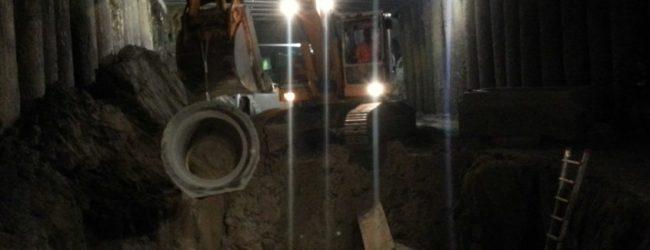 Avellino  Tunnel, tra due giorni si completa il collegamento