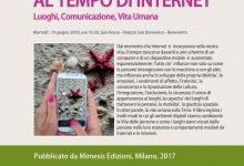 """Benevento  """"Abitare la Terra al tempo di Internet"""", al Demm si presenta il libro di Paradiso"""
