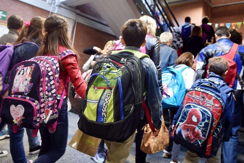 Scuola: si torna tra i banchi il 12 Settembre