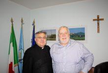 Benevento| Il Presidente Ricci incontra Monsignor Mainolfi