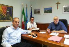 Benevento| Viabilità: Ricci incontra il Sindaco di Ginestra Zaccaria Spina