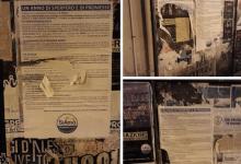Pratola Serra  Strappati i manifesti dell'opposizione, clima di tensione in paese