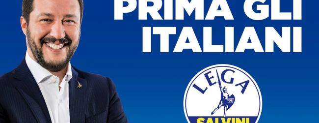 Benevento| La Lega Benevento organizza una raccolta firme a sostegno del leader Matteo Salvini