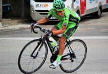 Ciclismo| Il colombiano Rubio della Vejus al Giro Ciclistico d'Italia under 23