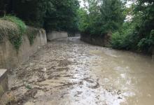 Tufo| Maltempo in Irpinia, strada provinciale 371 invasa dal fango