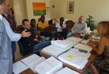 Benevento| Migranti in Prefettura per dire no al trasferimento