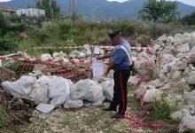 Cusano Mutri| Discarica di rifiuti a cielo aperto, denunciate tre persone