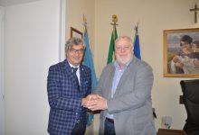 Benevento| Il Prefetto Cappetta ricevuto dal Presidente Ricci