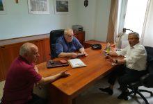 Benevento| Pista ciclabile Guardia Sanframondi, Ricci a colloquio con Panza
