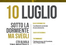 Benevento A Contrada Olivola la tappa del Festival dell'Impegno Civile