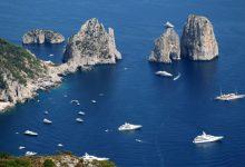 Incidente in mare a Capri, due feriti. Grave lo skipper originario di Avellino
