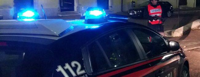 Atripalda| Tentato furto al sali e tabacchi, malviventi messi in fuga dai carabinieri
