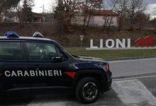 Lioni| Litiga in piazza della Vittoria con l'ex moglie e aggredisce i carabinieri, in manette 36enne