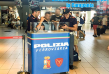 Benevento| Flash mob Polizia, controlli simultanei nelle stazioni della Campania
