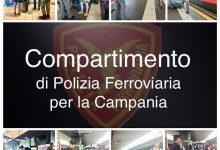 """Operazione """"Strade Sicure"""",controlli del Compartimento Polizia Ferroviaria"""
