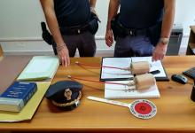 Lauro| Ritrovate 2 bombe carta da 1 kg l'una, sventato pericoloso raid criminale