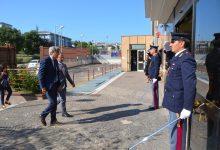 Benevento| Prefetto Cappetta in visita alla Questura
