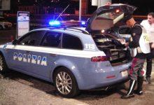 Poliziotto in servizio investito da auto. Non è grave