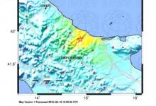 Avellino| Paura per la nuova scossa di terremoto in Molise, gente in strada in Irpinia