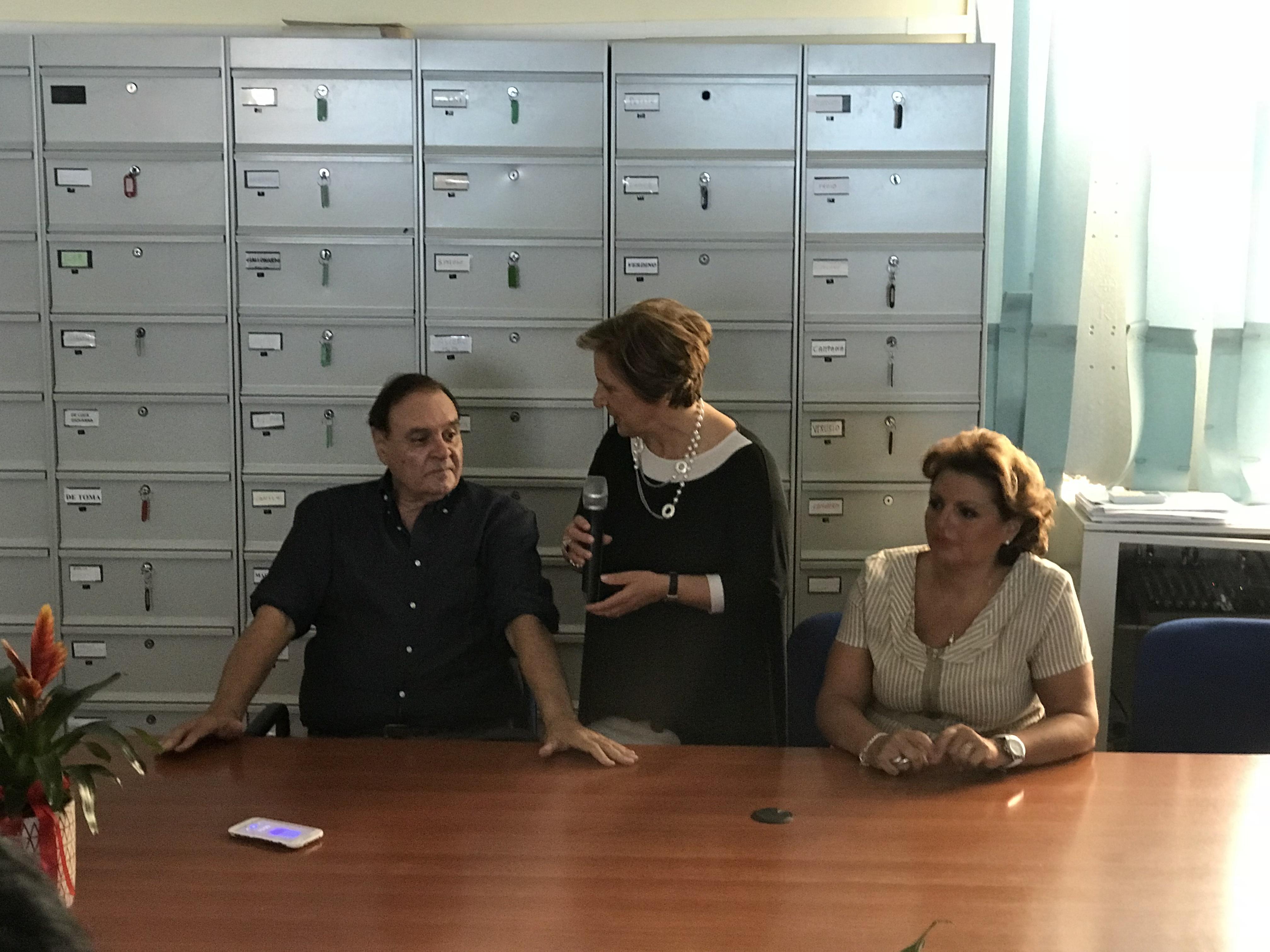 Benevento  Al via l'anno scolastico, Mastella annuncia novità