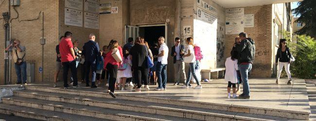 Benevento| Mensa e rischio sismico, la voce dei genitori