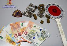 Benevento| Trovata in possesso di 156 grammi di hashish, pusher minorenne arrestata dalla Polizia