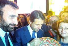 Maglione e De Lucia incontrano il premier Conte