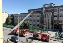 """Incendio scuola Lucarelli, IOXBenevento: """"la Procura accerti le responsabilità"""""""