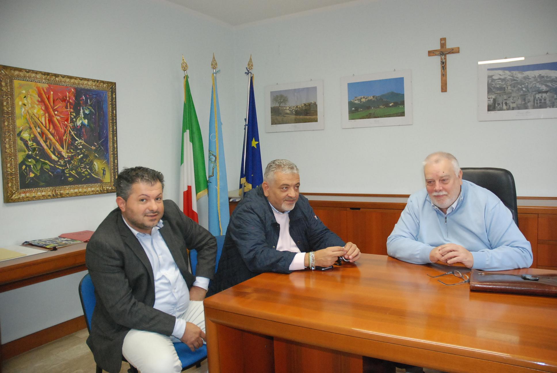 Benevento| Interventi Provincia, Ricci incontra sindaci di Bucciano e Bonea