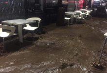 Allerta meteo, violenta tempesta si abbatte su Sannio e Irpinia