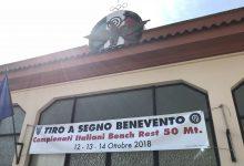 Benevento| Tiro a segno nazionale, una tre giorni di finali del campionato