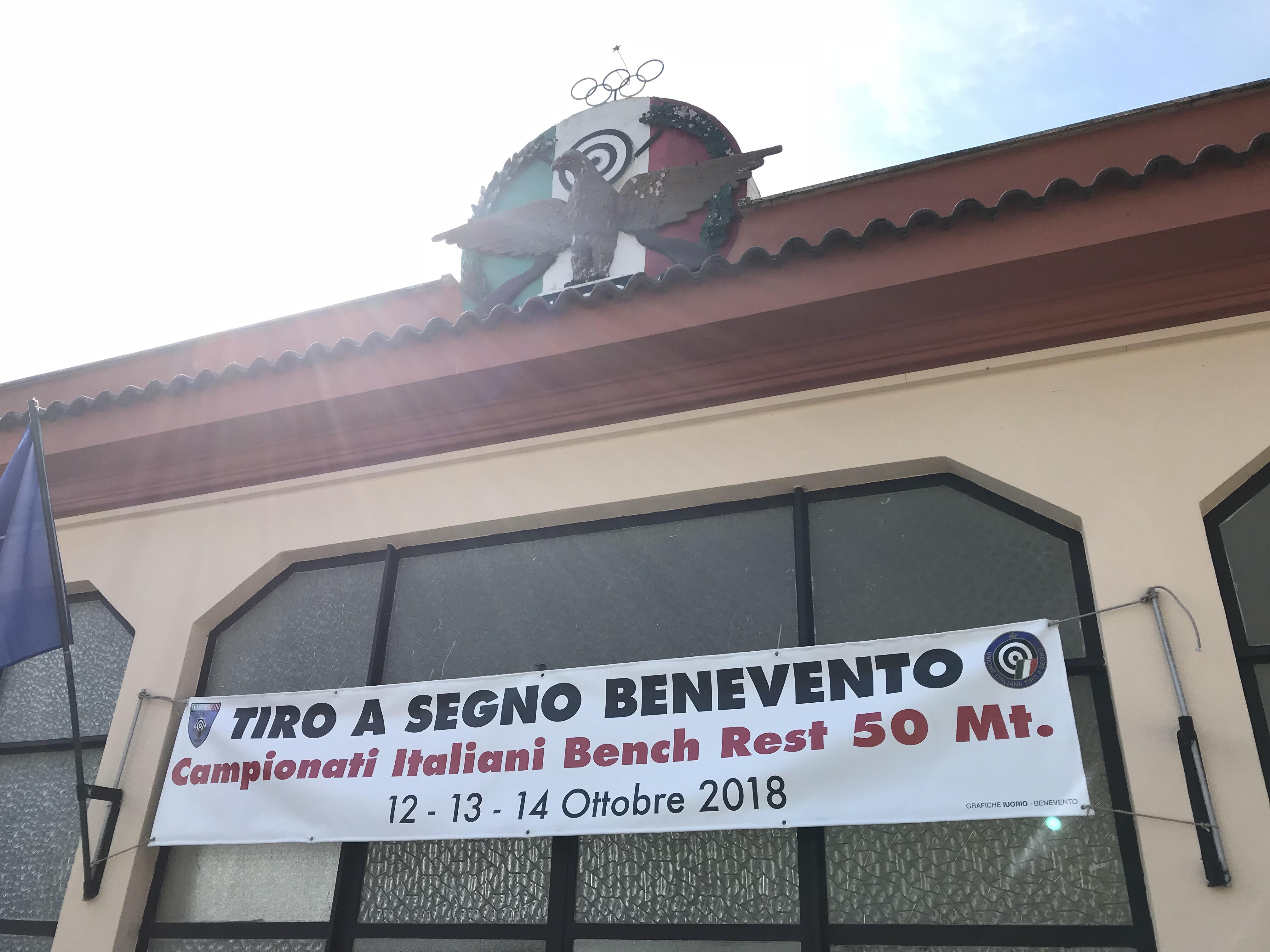 Benevento  Tiro a segno nazionale, una tre giorni di finali del campionato