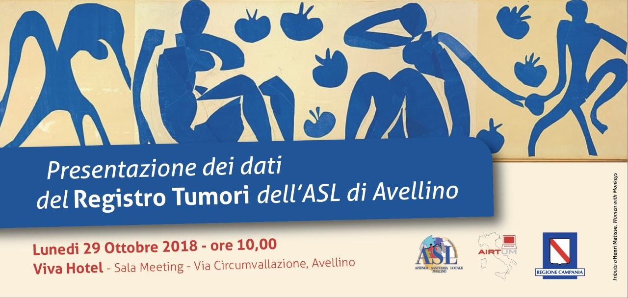 Avellino  Registro tumori dell'Asl, lunedì la presentazione dei dati per l'Irpinia