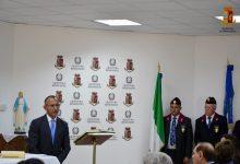 Benevento| Taglio del nastro per la sala conferenze della Questura
