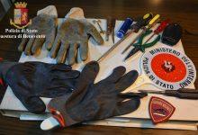 Benevento| Trovato in possesso di  cacciaviti, torcia e altri strumenti atti allo scasso Pregiudicato napoletano denunciato dalla Polizia di Stato