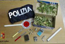 Avellino| Spacciava droga nei pressi di un bar del centro, in manette 28enne