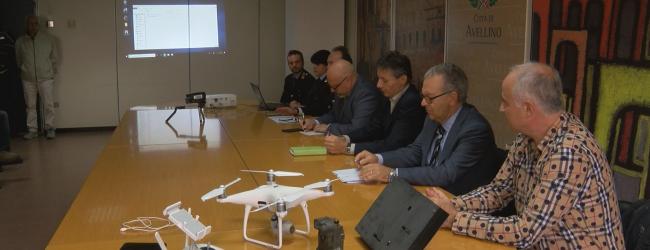 Avellino| Droni contro roghi agricoli e furbetti del sacchetto. Ciampi: primi in Italia