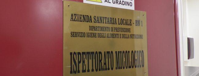 Benevento| Asl, Ispettorato micologico diventa centro di riferimento in Campania