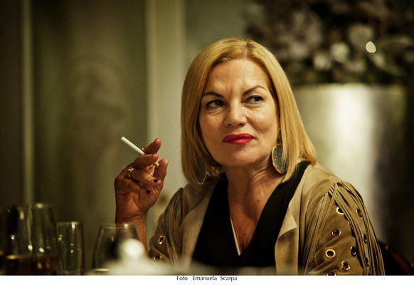 Benevento  Cristina Donadio alla Cinecuore Academy