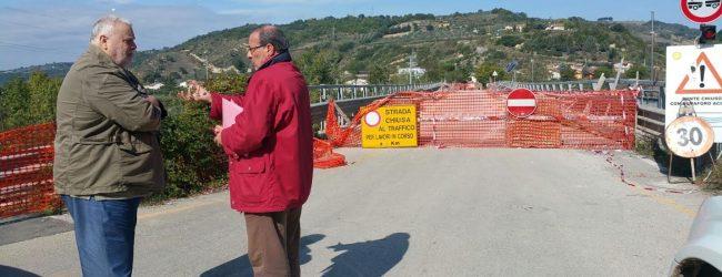 Apice| Provincia: consegnati i lavori di ricostruzione del ponte Ufita