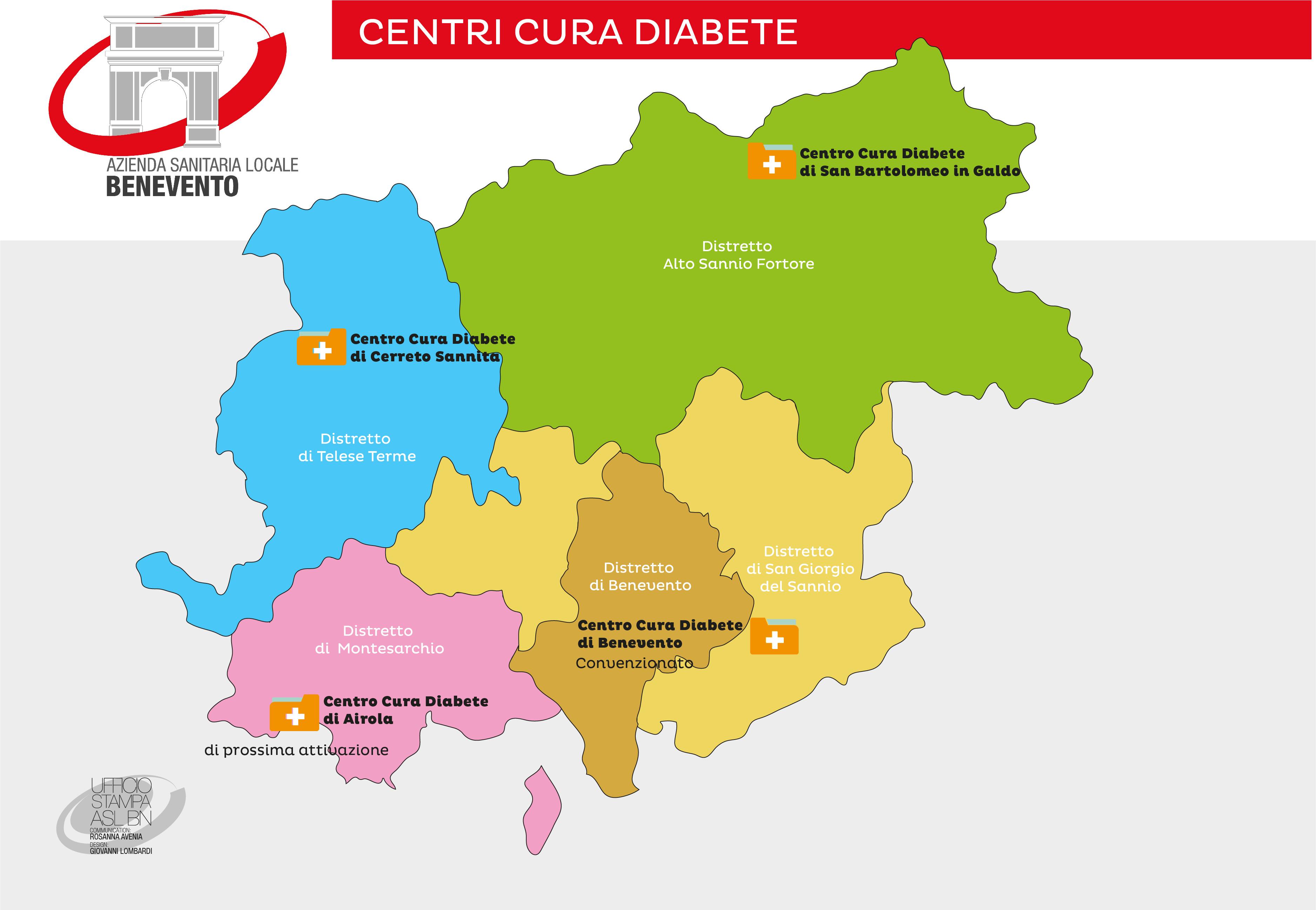 L'Asl potenzia i servizi territoriali con l'apertura di nuovi centri per la Cura del Diabete