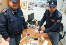 Benevento| Spaccia hashish e cocaina in strada: pusher arrestato dalla Polizia