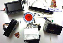 Benevento| Furti nelle auto, la Polizia di Stato arresta due ladri seriali