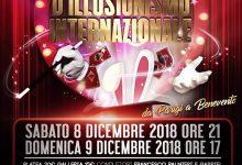 Benevento| Si presenta il Gran Galà d'Illusionismo Internazionale