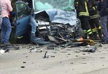 Benevento  Incidente sulla Tangenziale ovest, impatto tra due vetture