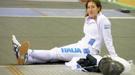 Scherma, Boscarelli undicesima nella gara d'esordio
