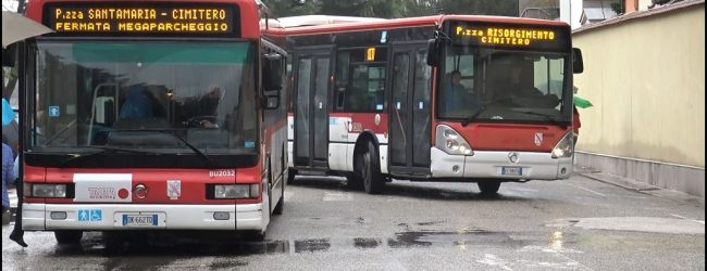 Avellino  Mini terminal dei bus in via Fariello, da domani si parte: cambiano orari e corse
