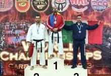 Grottaminarda| Campionati del Mondo di Arti Marziali, carabinieri sul podio con Pinto