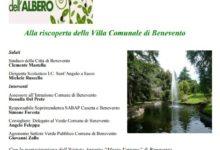 Benevento| Festa Nazionale dell'Albero, domani presentazione di un progetto all' I.C. Sant'Angelo a Sasso